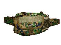 Сумка на пояс тактическая Спартак N02220 Pixel Green