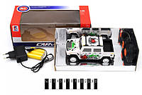 Машина джип масштаб 1:28, машинка на радиоуправлении 5А-858