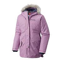 Куртка Columbia для девочек CARSON PASS™ MID JACKET розовая 1801331-546 a879ea0fd2e29