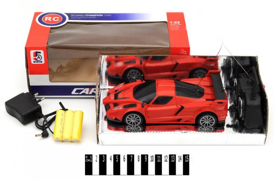 Машина масштаб 1:22, машинка на радіоуправлінні 5А-164