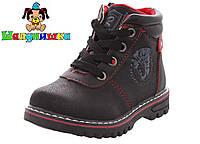Демисезонные ботинки для мальчика 300-333, фото 1
