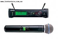 Микрофонная Радиосистема SHURE Beta 58A-SLX4, фото 1