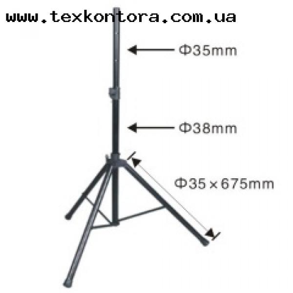 Напольная стойка для акустических систем SS101