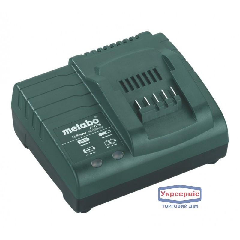 Зарядное устройство Metabo ASC 30–36