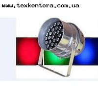 Прожектор на светодиодах BM018A-36*3W