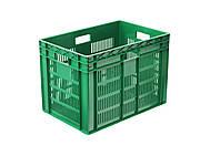 Ящик пластиковий (600х400х420), фото 1