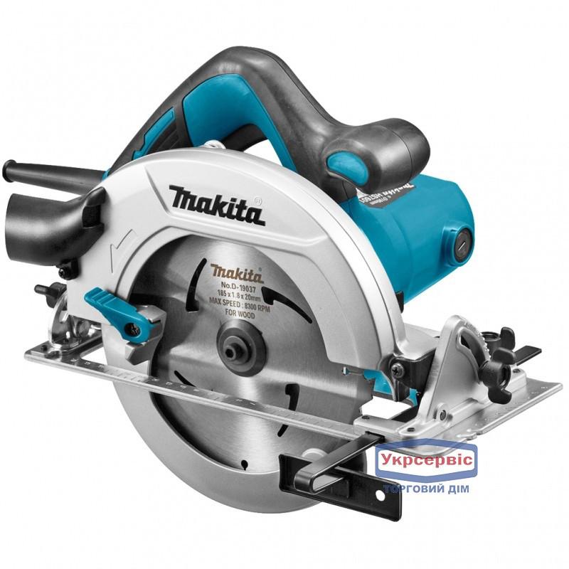 Пила дисковая Makita HS7601