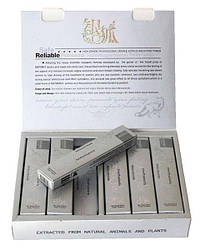 Возбуждающие капли для женщин Серебряная лиса / Silver Fox (12 шт. в упаковке, капли)