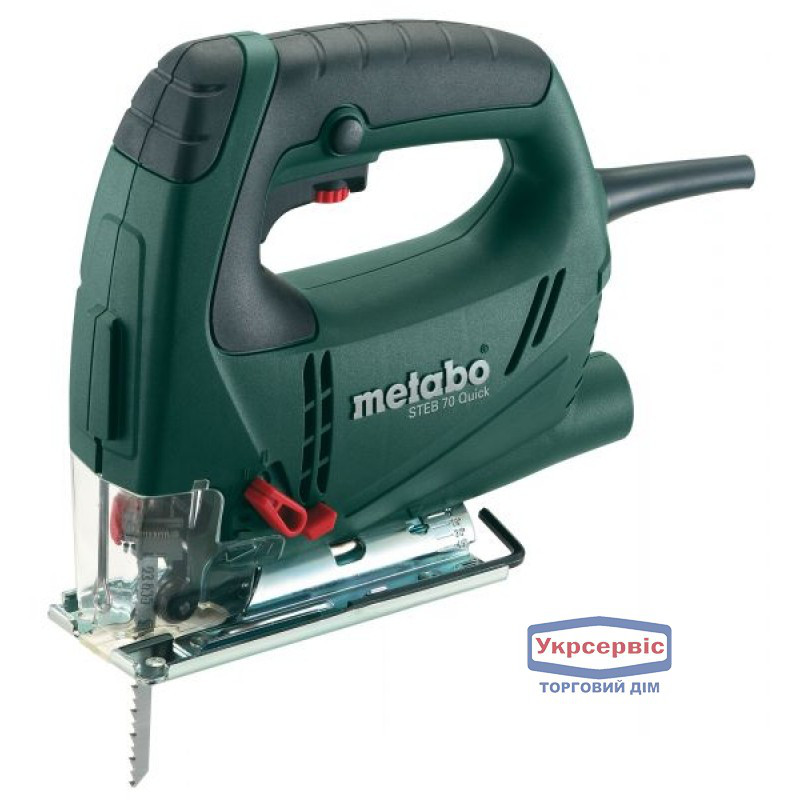 Электролобзик Metabo STEB70Quick