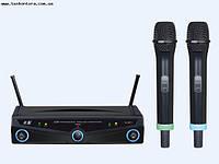 Радиомикрофоны 2071 - 2 ручных радиомикрофона