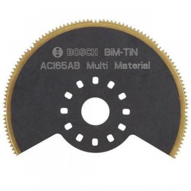 Сегментный пильный диск BIM-TiN ACI 65 AB Multi Material (2608661759)