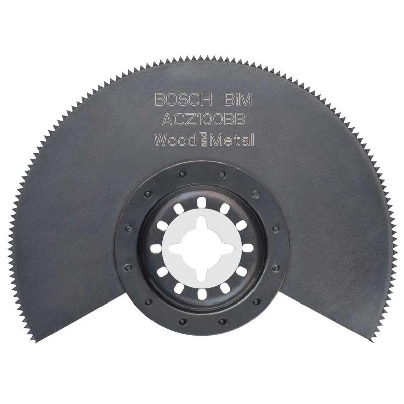Сегментный пильный диск BIM ACZ 100 BB Wood and Metal (2608661633)
