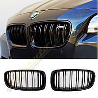 Решетки радиатора стиль M5 для BMW 5 F10