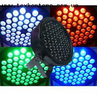 Светодиодный LED прожектор ZINGY PAR 54*3W (3in1)