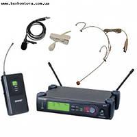 Микрофонная радиосистема с головным микрофоном SLX4- Shure