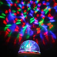 Светомузыкальная лампа для дома, ресторана Led 3W