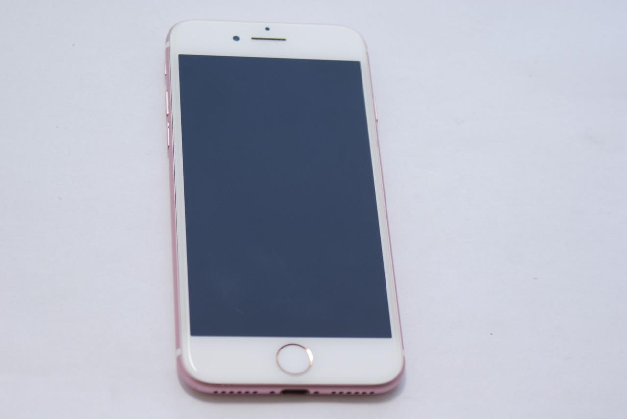 Apple Iphone 7 32gb Rose Gold Neverlock 32 Gb