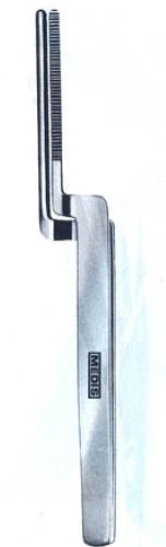 Пинцет обратный для артикуляционной бумаги 15 см (Пакистан) NaviStom