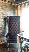 Кресло с высокой спинкой  Джозефина