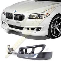 Накладка переднего бампера стиль Schnitzer для BMW 5 F10