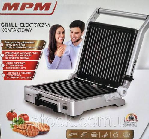 Гриль MPM MGR-10M