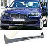 Накладка переднего бампера стиль ALPINA для BMW 5 F10 / F11