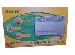Конвектор электрический универсальный Лемира ЭВУА-2,0/220 (настенный , напольный ), фото 2
