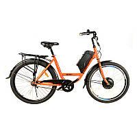 Электровелосипед АИСТ TRACKER26F XF07 36В 350Вт литиевая батарея 8,8Ач