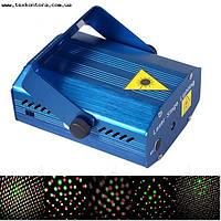 Лазерное шоу. Цветомузыка Laser-09