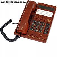 Кнопочный телефонный аппарат Русь-28, телефон АОН, фото 1