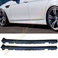 Пороги стиль М5 для BMW 5 F10, фото 1