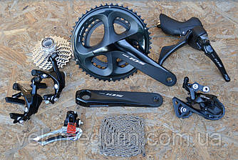 Группа оборудования Shimano 105 R7000