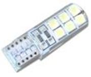 Led Лампа T10-2835-12md 12V в силиконе белый