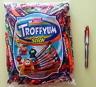 Жувальні цукерки Troffyum Stick асорті 1 кг, фото 1