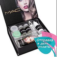 Линзы косметические цветные MАС Sensual Beauty Lens Green (зеленые)