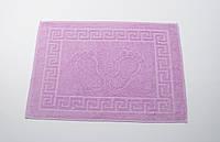 Полотенце для ног Lotus Отель Лиловый (550 г/м²) 50*70