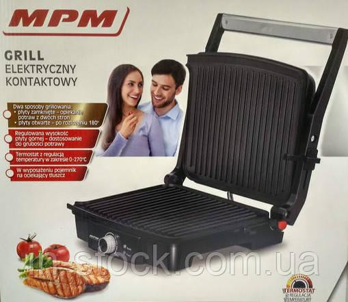 Гриль MPM MGR-09M
