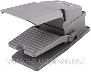 Выключатель ножной e.fs.03 металлический с защитой