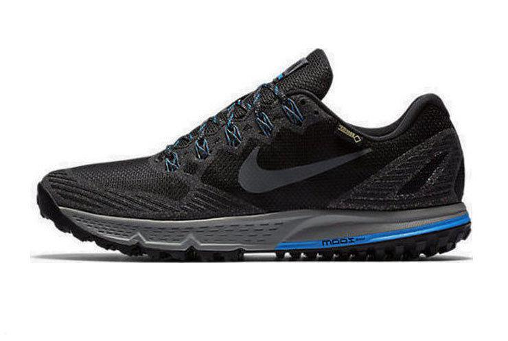 a0732503 Оригинальные кроссовки Nike Air Zoom Wildhorse 3 GTX Black (ART. 805569-001)