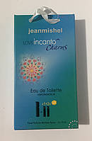 Мини парфюм в подарочной упаковке jeanmishel loveIncanto Charms 45мл