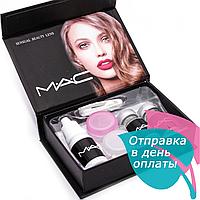 Линзы косметические цветные MАС Sensual Beauty Lens Brown (коричневые)