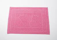 Полотенце для ног Lotus Отель Розовый (550 г/м²) 50*70