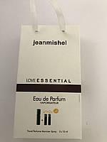 Мини парфюм в подарочной упаковке jeanmishel loveEssential 45мл
