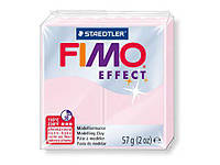 Брусок Fimo Effect розовый кварц 206 - 56гр., фото 1