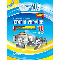 Мой конспект. История Украины 10 класс