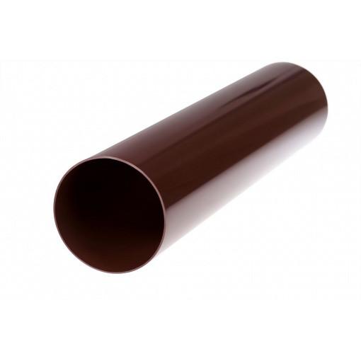 Труба водосточная Ø75 (длинна 3м и 4м)