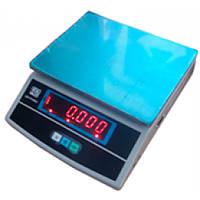 Весы фасовочные ВТЕ-Центровес-6-Т3-ДВ до 6 кг, дискретность 1 г