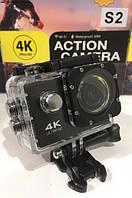 Спортивная камера S2-4K WI-FI Action camera