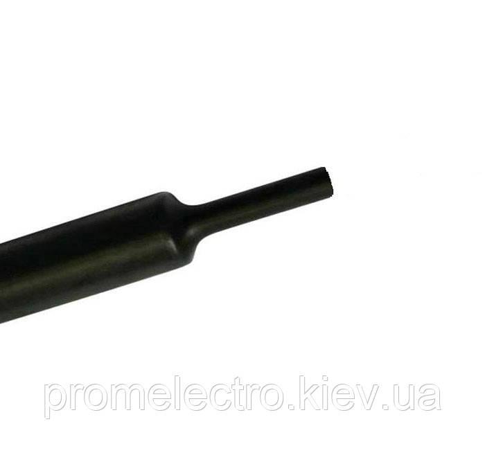 Термоусаживаемая трубка 6/3 мм, 1м
