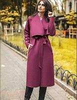 Модный  кашемировый кардиган пальто  женский  (42-48р) , доставка по Украине